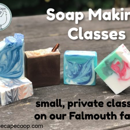 Soap Making Classes